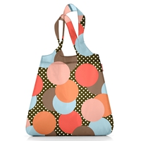 Сумка складная Mini maxi shopper confetti, Reisenthel
