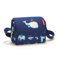 Сумка детская everydaybag abc friends blue, полиэстер, Reisenthel