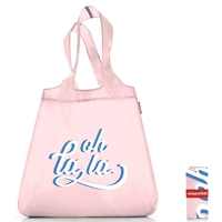 Сумка складная Mini maxi shopper oh la la, Reisenthel